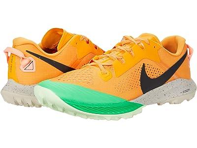 Nike Air Zoom Terra Kiger 6 (Kumquat/Black/Atomic Pink/Poison Green) Men