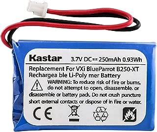 Ultralast Rechargeable Replacement Battery for VXI Blue Parrott 052030, 502030 fits BlueParrott B250-XT Wireless Bluetooth Headset, Roadwarrior, Blue-Parrot PL602030