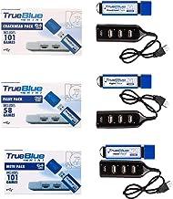 RuiyiF True Blue Mini 3 Pack Playstation Classic V1 Pack...