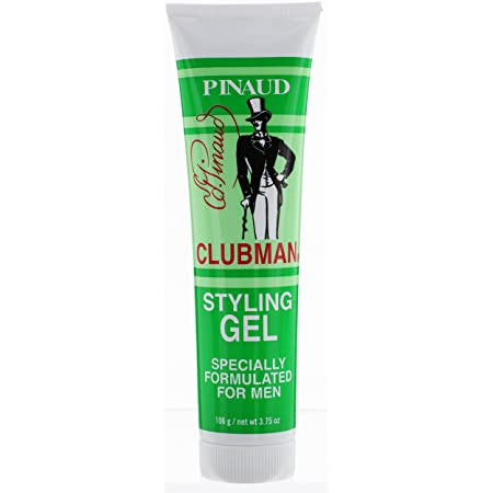 Clubman Styling Gel (Tube), 3.75 oz