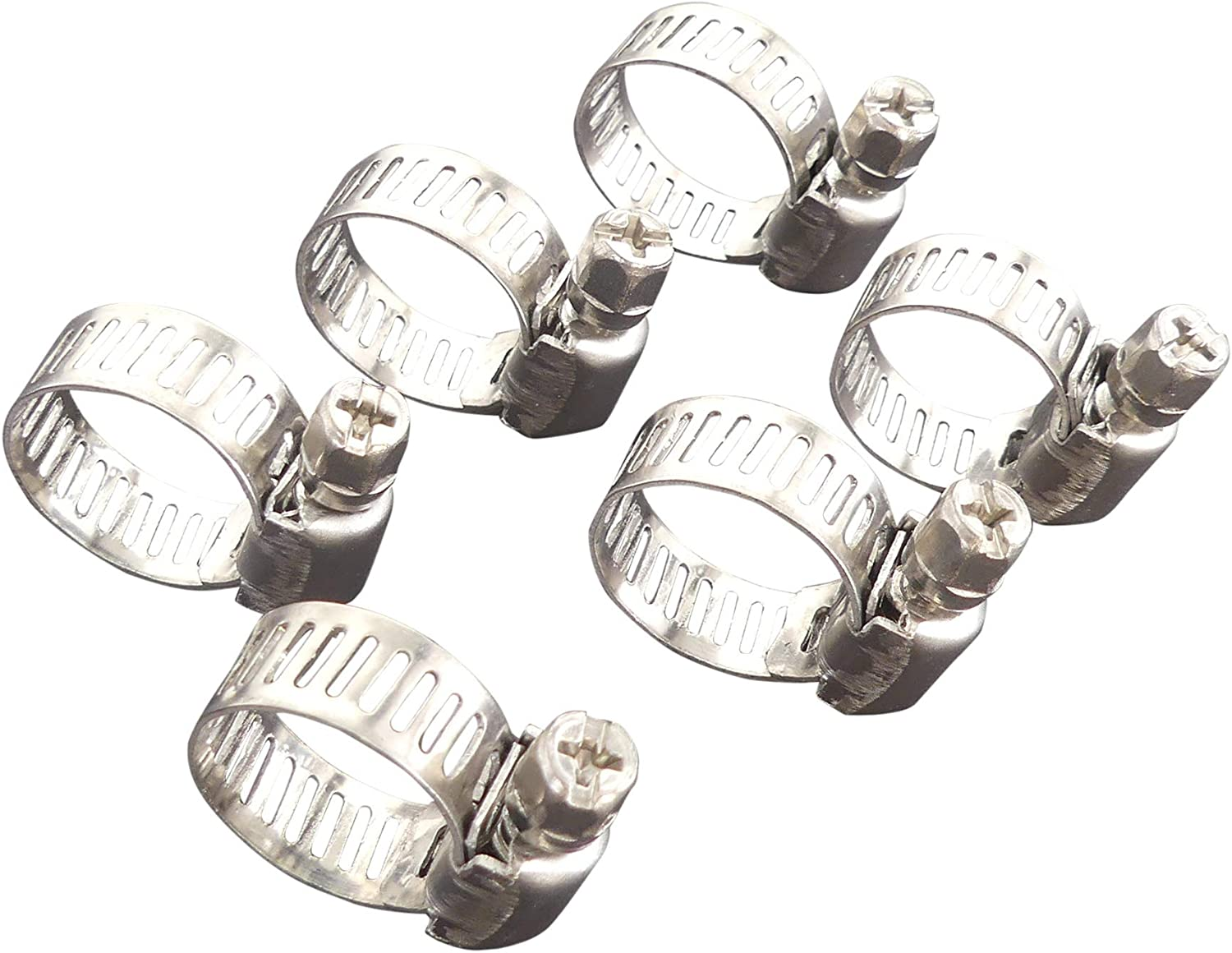 Band-Style Clamps 1 4
