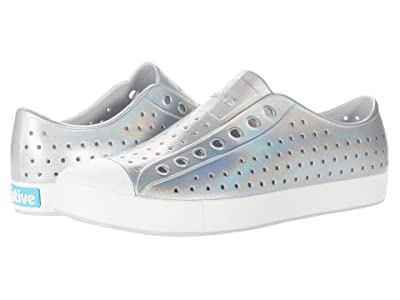 Native Shoes Jefferson Hologram (Hologram/Shell White) Shoes