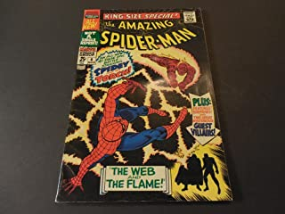 Amazing Spider-Man King Size Special #4 November 1967 Silver Age Marvel Comics
