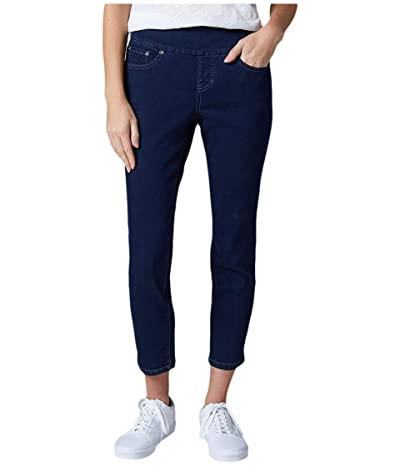 Jag Jeans Amelia Pull-On Slim Ankle Jean (Ink) Women