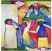 GREATBIGCANVAS Poster Print Improvisation No. 6 (Africans) by Wassily Kandinsky 16