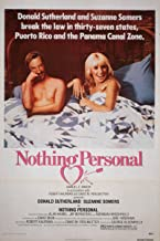 Best nothing personal 1980 Reviews