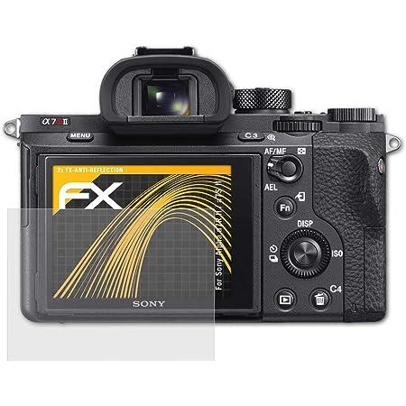 Atfolix Panzerfolie Kompatibel Mit Sony Alpha A7r Ii Kamera