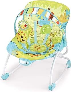 Cadeira de Descanso Rocker, Mastela, Azul, Médio