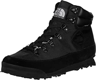 North Face Back to Berkeley Walking Boots 10 D(M) US TNF Black TNF Black