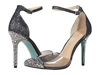 Blue by Betsey Johnson Gingr