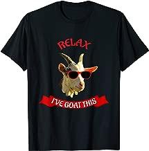 Relax I've Goat Got Animal Lover For Men Women Shirt