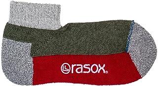 (ラソックス) rasox ショートソックス/スポーツロウ