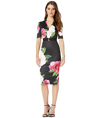Ted Baker Gilanno Dress (Black) Women
