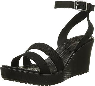 crocs Women's Leigh Fashion Sandals