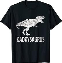 Daddysaurus Shirt Daddy Dinosaur Fathers Day Gifts Men Dad