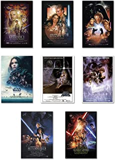 Best star wars canvas 5 piece Reviews