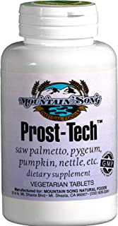 Prostate Supplement with Saw Palmetto Extract, Pygeum Extract, Beta Sitosterol Complex, Nettles, Pumpkin Seed, Lycopene an...
