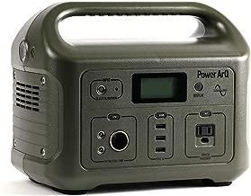 SmartTap ポータブル電源 PowerArQ オリーブドラブ (626Wh/174,000mAh/3.6V/正弦波 100V 日本仕様) 正規保証2年 008601C-JPN-FS-OD 008601C-JPN-FS-OD