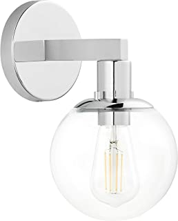 replacement glass globes for candle wall sconces