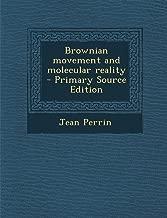 حركة brownian و الجزيئي الواقعية