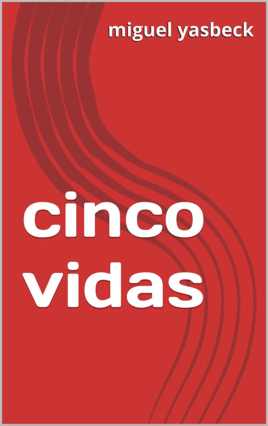 お茶極めて受賞cinco vidas (Portuguese Edition)