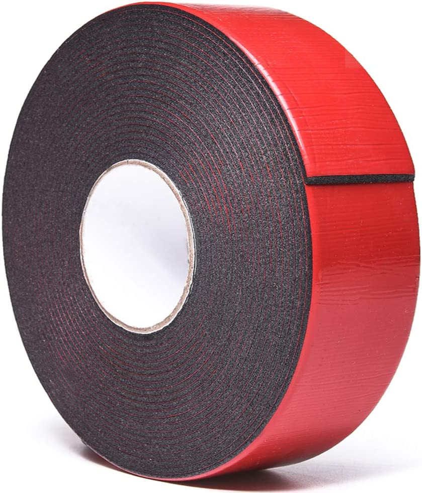 Tintvent Double-Sided Mounting Max 61% OFF Adhesive Tape Seal Foam Nippon regular agency Strip -PE