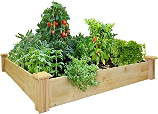 Greenes Fence Raised Garden Bed, 48