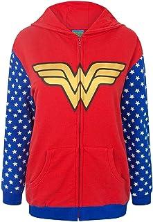 23fcb45d61 Amazon.fr : Wonder+Woman - Sweats à capuche / Sweats : Vêtements