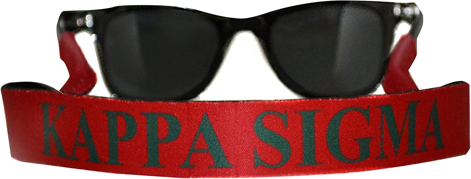 Kappa Sigma - Sunglass Color Two Indefinitely Strap unisex