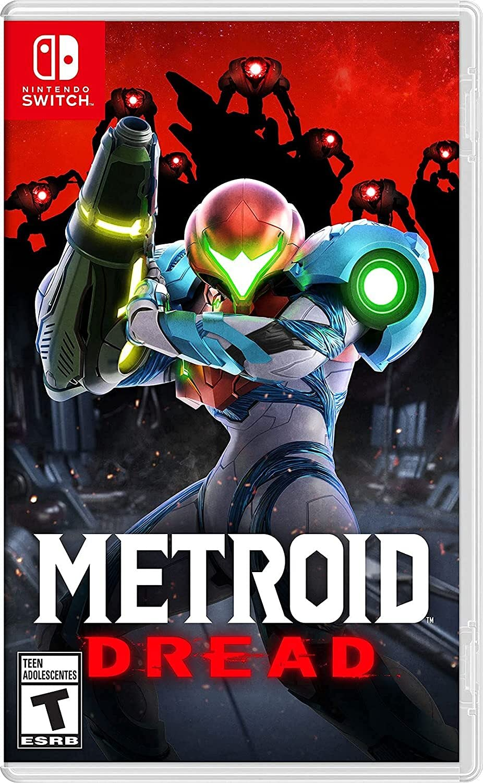 Poster. Metroid Dread