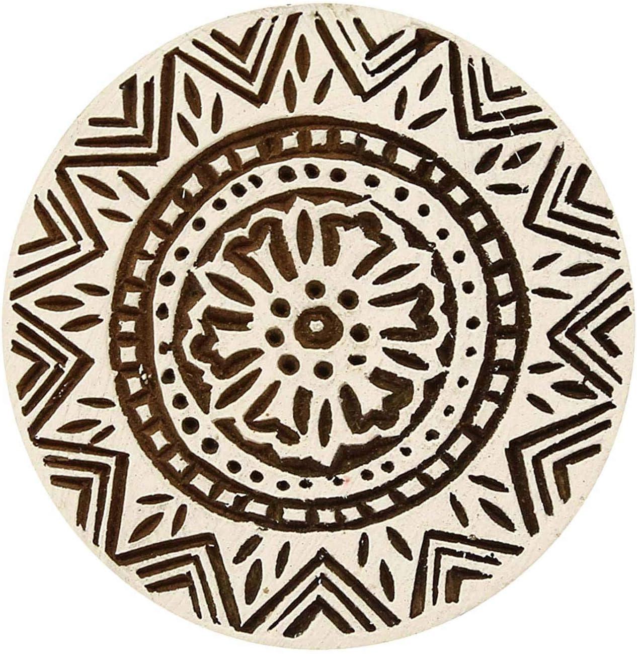 Sharvgun Indian Decorative Textile Portland Mall Pattern Stamps Carved Floral Super Special SALE held