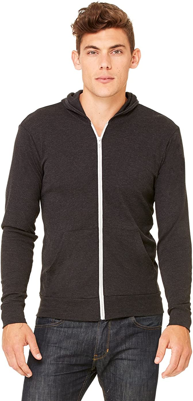 Triblend Max 52% OFF Lightweight Hoodie Charcoal Ranking TOP12 TriBlend Large Black