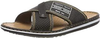 Rieker 21064-01, Mules Hombre