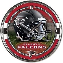Reloj WinCraft NFL Chrome, 12