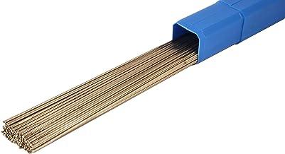 """ERCuSi-A Silicon Bronze TIG Welding Rod - 36"""" x 3/32""""- (2 Lb)"""