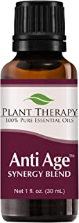 Plant Therapy Anti Age Synergy Essential Oil 30 mL (1 oz) 100% Pure, Undiluted, Therapeutic Grade
