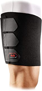 McDavid Level 1 Adjustable Thigh Wrap, Black