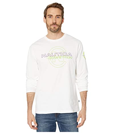 Nautica Nautica Competition T-Shirt (White) Men