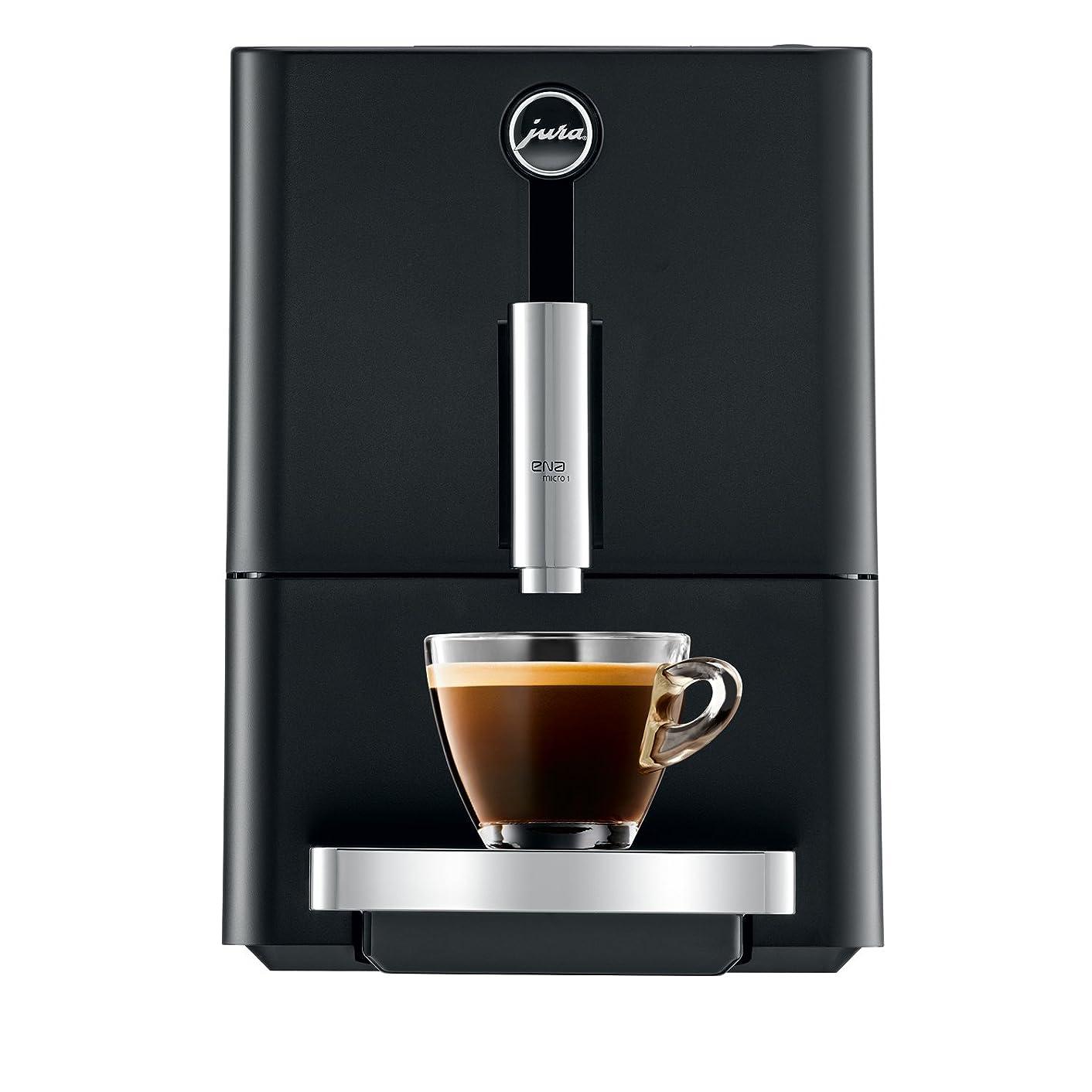 公式ウール擁するjura(ユーラ) 全自動コーヒーマシン ENA Micro 1 ブラック