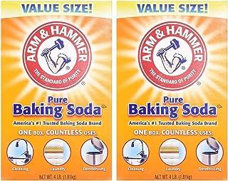 Arm & Hammer 4 lb. Baking Soda, Set of 2