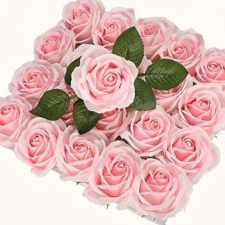 Best blush silk flowers Reviews