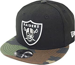 Oakland Raiders JUST WIN BABY New Era 9Fifty Snapback Cap