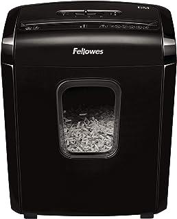 comprar comparacion Fellowes 6M - Destructora trituradora de papel, Mini-Corte, 6 hojas. Para hogar y oficina en casa, con bloqueo de seguridad