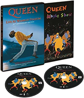 Queen: Live At Wembley Stadium [Alemania] [DVD]