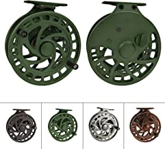 Z Aventik 2nd Generation High Reel Feet Center-Pin Floating Reel CNC machined Easy Line Through