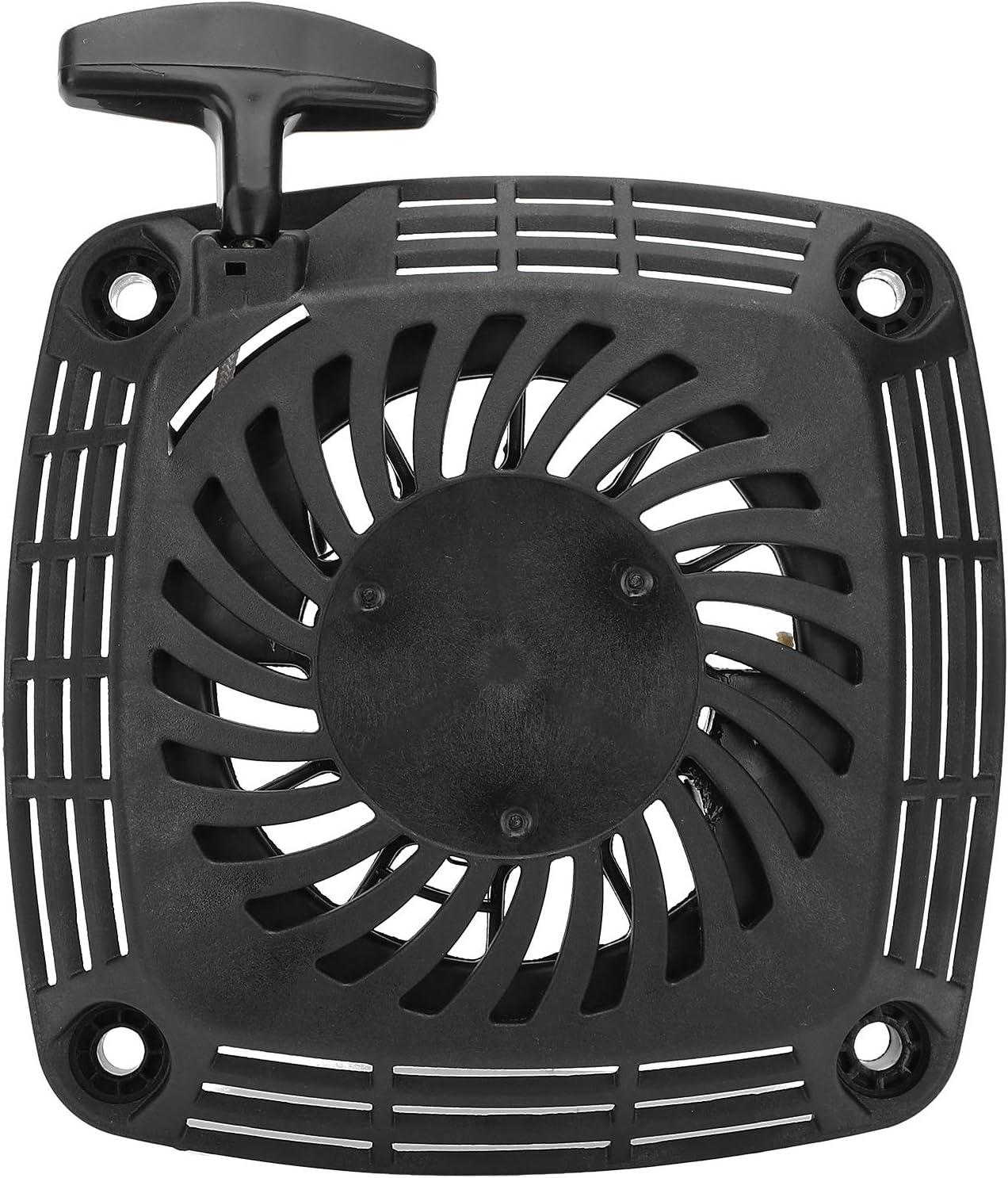 Kuuleyn Arrancador de Arrastre para Recortadora, Ajuste de Arranque de plástico para Kawasaki 49088‑2582 49088‑7023 FJ180V Reemplazo del Conjunto de cortacésped