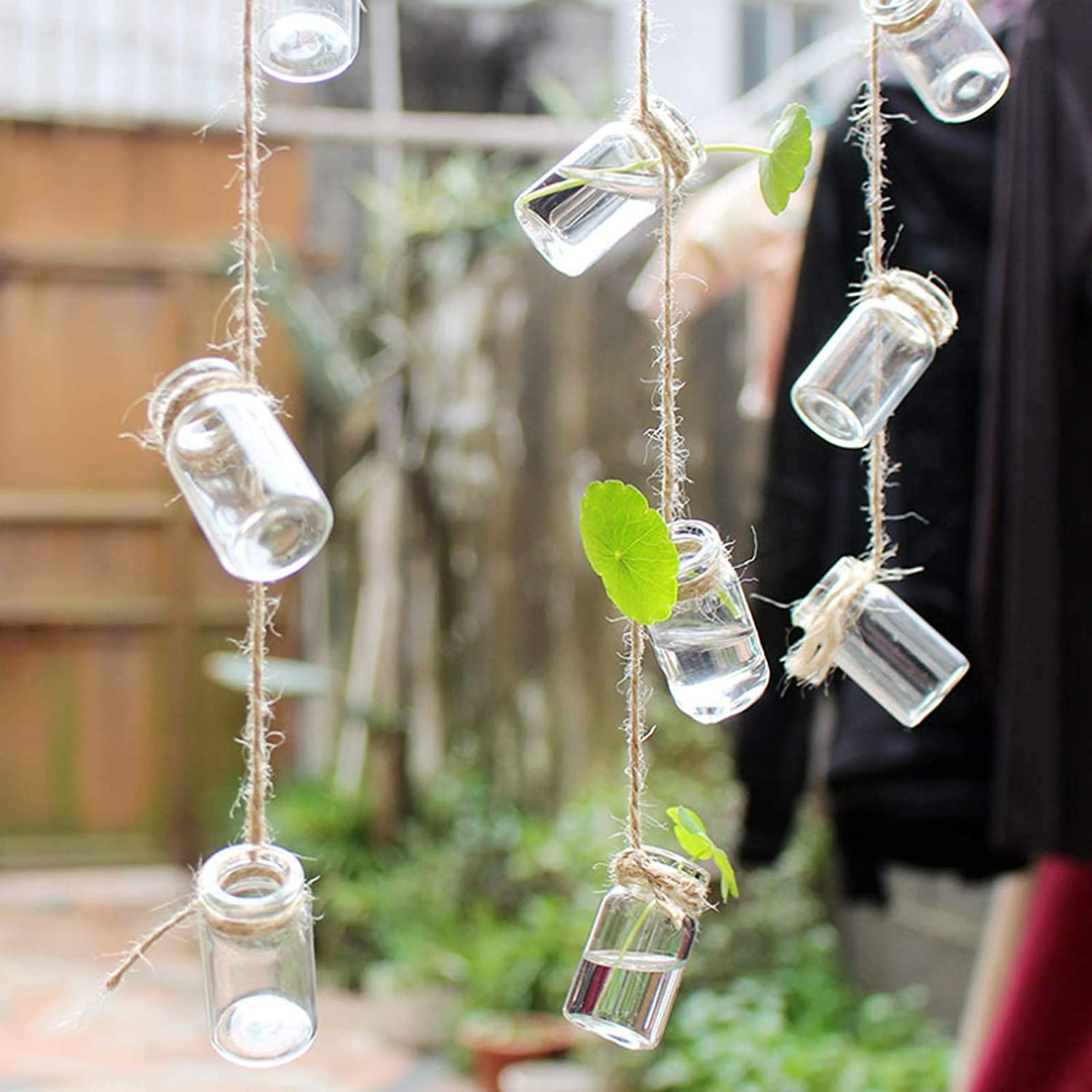 30 Pack Hanging Glass service Planter Air Holder Plant P Max 67% OFF Wall Terrarium