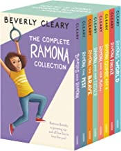 The Complete 8-Book Ramona Collection: Beezus and Ramona, Ramona and Her Father, Ramona and Her Mother, Ramona Quimby, Age...