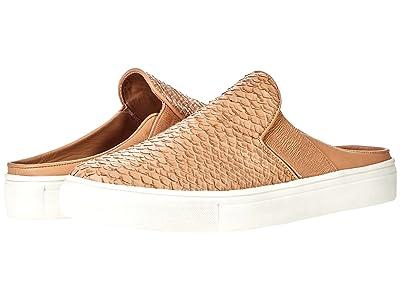 KAANAS Murcia Snake-Embossed Sneaker Slide