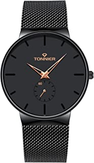Best stainless steel watches mens Reviews